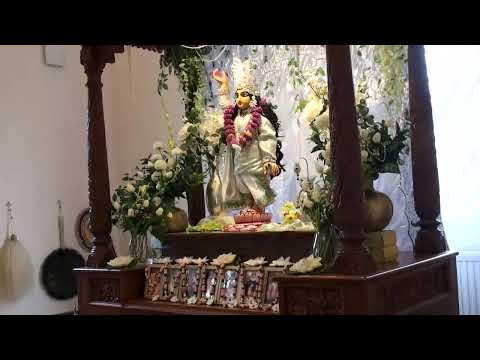 Live streaming from Bhakti Yoga Institute