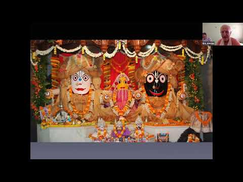 Day Two of the Virtual Parikrama of Nabadwip Dham