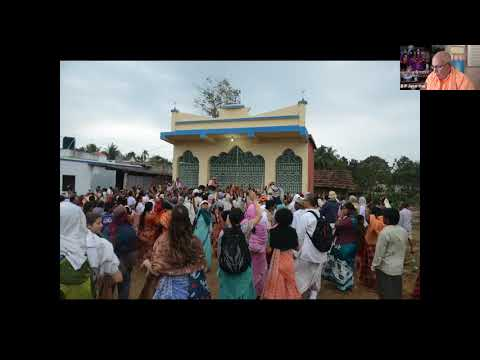 Day Four of the Virtual Parikrama of Nabadwip Dham