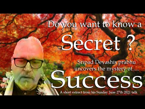 Do you want to know a secret ?