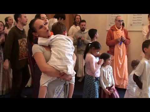 Srila B. S. Govinda Dev-Goswami Maharaj remembrance festival 16th April 2019