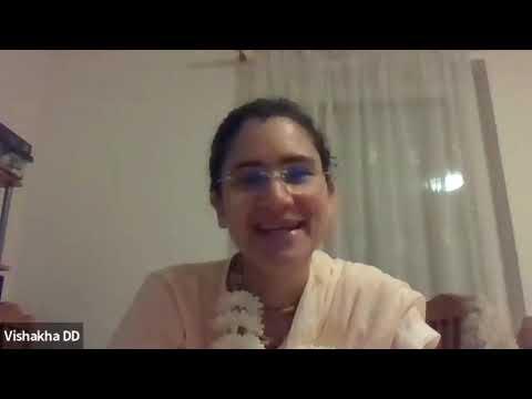 Online Sangha with Vishakha Devi Dasi 19