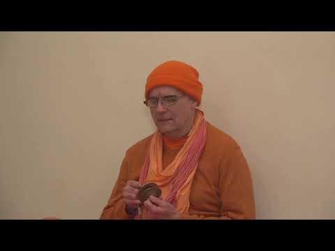 Saturday Program at Bhakti Yoga Institute.