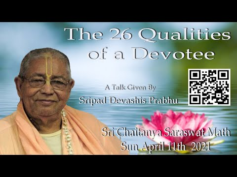 The 26 Qualities of a Devotee (cont)