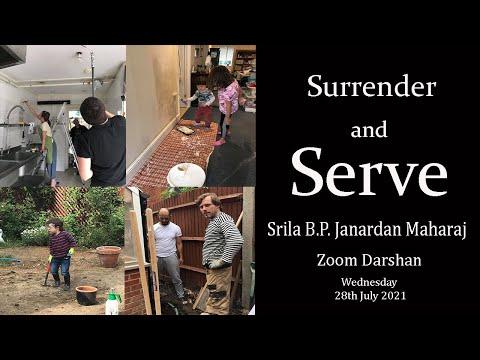Surrender and SERVE